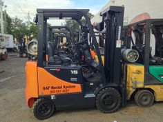Hyster Forklift Truck H177 Series H2.00XM, H2.50XM, H3