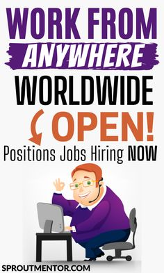These work from home companies are hiring work at home employees and stay at home moms or housewives looking for ways to make money online from home during their spare time. These online jobs will pay more than $12 per hour. Work from home| work from home companies| work from home jobs| work from home with kids| online jobs from home| make money online from home| side jobs from home|