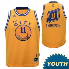 Golden State Warriors adidas Youth Partial Logo 3-Tone Pregame Short -  Royal Gold Grey 8b6167926