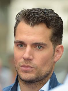 Henry Cavill at the Man from UNCLE screening at Film4 Summer Screen Festival