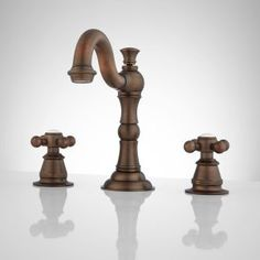 Bathroom Faucets Bronze Widespread