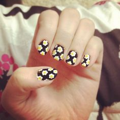 Nail Designs for Short Nails | ... nail-art-designs-for-short-nails-spring-inspired-nail-art-designs-for