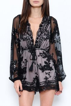 Valentina Playsuit