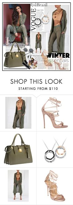 """""""Ricki Brazil"""" by lip-balm ❤ liked on Polyvore featuring Whiteley, Dsquared2, Miu Miu, KOON, Chanel and rickibrazil"""