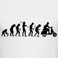 My next evolution is the Vespa #ridecolorfully