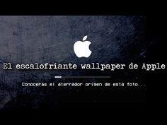 EL ESCALOFRIANTE WALLPAPER DE APPLE (Caso Real) - YouTube