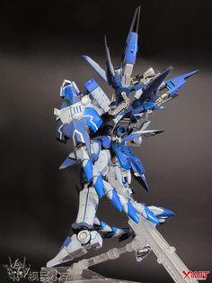 DM 1/100 Tallgeese III - Custom Build - Gundam Kits Collection News and Reviews