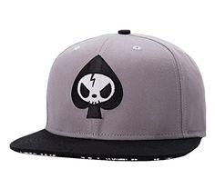Unisex Mens Skull Embroidery Fitted Flat Bill Hats Cool Snapback Hip Hop Cap Forwardor http://www.amazon.com/dp/B01C00VARY/ref=cm_sw_r_pi_dp_KVVYwb08SBZJ8