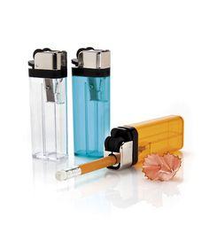 lighter pencil sharpener