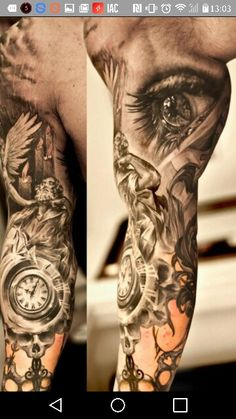 10 best sleeve tattoos images on pinterest arm tattoos arm tattoo and tattoo sleeves. Black Bedroom Furniture Sets. Home Design Ideas