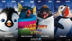Happy Feet 2 Bluray Review