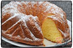 European Dishes, Bunt Cakes, Cottage Cheese, Kefir, Pound Cake, Doughnut, Sweet Recipes, French Toast, Cheesecake
