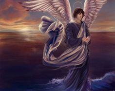 Erzengel Uriel Lesung Engel des Lichts Schutz von JoysReadings