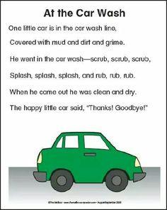 Car wash song