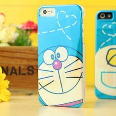 Lovely Doraemon case for iphone 5