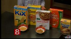 Nutrition for Athletes -- tasty snacks to fuel and refuel your body.  CT Style Channel 8 WTNH.