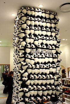 Panda Stuff Toys by lemuelreyes, via Flickr