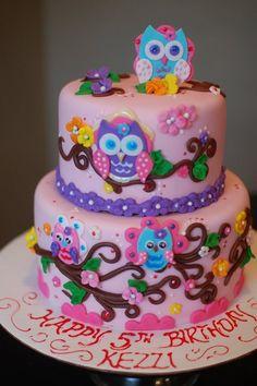 Kids' Cakes - Cake Art by Rabia