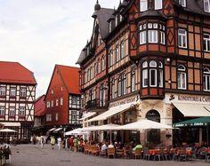 Вернигероде, Германия - Путешествуем вместе