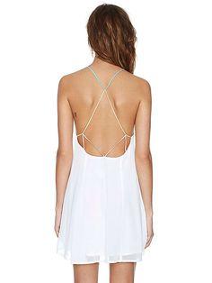 A-line Halter Party Cheap Summer Dress : KissChic.com