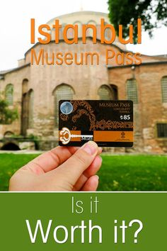 A budget friendly option to see all the big sights of Istanbul (Turkey) is the Museum Pass. I explain what the Istanbul Museum Pass is and if it's worth your money