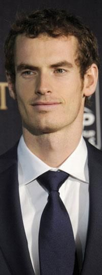 Andy Murray.  The exceptional Scottish tennis champion.  Hair, eyes, nose, height-  a modern-day Jamie Fraser?
