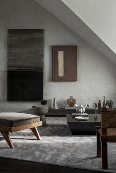 Dark and lush, styling by Hanna Wessman #AMMblog