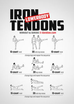 DAREBEE Workouts Body For Life Workout, Hiit Workout At Home, Abs Workout Routines, At Home Workouts, Calisthenics Leg Workout, Boxing Workout, Iron Man Workout, Tone Up Workouts, Yoga Workouts