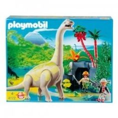 Playmobil Dinosaurs are wonderful play sets that explore the world of the dinosaurs. Playmobil toys are well known for their European quality...