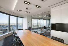 Ferrier Hodgson Melbourne Office Design