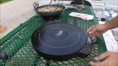 RV Cooking - And Now For Something Completely Different ~ Playing with L...