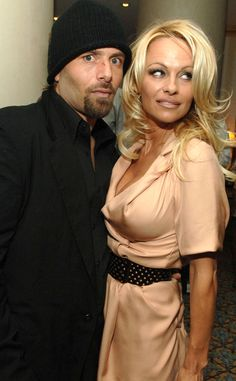 Pamela Anderson Gets Temporary Restraining Order Against Husband Rick Salomon, Alleges Domestic Violence  Rick Salomon, Pamela Anderson, Vegas Weddings