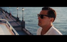 Ray-Ban Sunglasses For Men – The Wolf of Wall Street (2013) Movie Scene