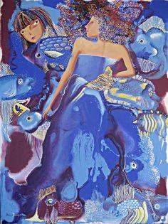 Mermaids Yelena Dyumin  Australia