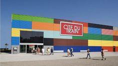 Cité du Train - Musée Français du Chemin de Fer - #Mulhouse - #Alsace