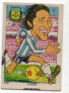 Luque #315 - Argentina 1976