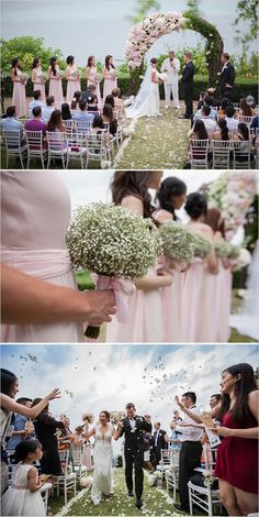 outdoor wedding #ceremony @weddingchicks