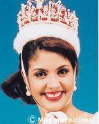 Miss International 1998: Panama - Lía Borrero