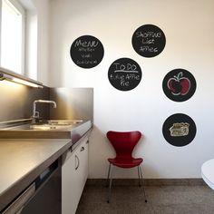 Wall Decal / Chalk Board Vinyl Wall Decals