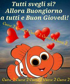 Buon gioved buongiorno pinterest for Buongiorno sms divertenti