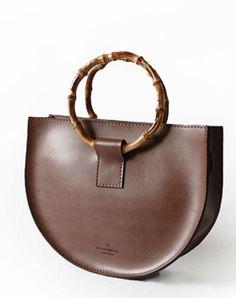 6b6d1ee76f4 Stylish Leather Brown Womens Saddle Handbag Purse Saddle Shoulder Bag for  Women