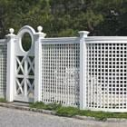 Walpole Outdoors offers many fence and gate styles with the strength, durability, and security to meet the requirements homeowners and businesses demand. Shop from a selection of vinyl, wood, and many other fence and gate styles. Wooden Fence Gate, Brick Fence, Front Yard Fence, Farm Fence, Fenced In Yard, Fence Gates, Fence Stain, Pallet Fence, Fence Art