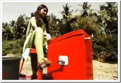 A 14 year old school girl from Kerala has come up with a Washing Machine that works without electricity and also doubles up as a Exercise machine http://trak.in/innovation/indian-school-girl-invents-washing-machine-without-electricity-302013/