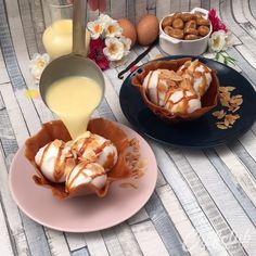 Cute Food, Good Food, Yummy Food, Sweets Recipes, Cooking Recipes, Food Design, Yummy Cakes, Food Videos, Food To Make