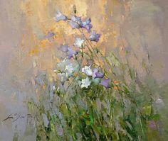 Alexi Zaitsev - Bellflowers, 2011