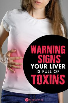 6 Clear Warning Signs Your Liver Is Full Of Toxins And Making You Fat. Wellness Tips, Health And Wellness, Liver Detox Symptoms, Chronic Tiredness, Liver Failure, Allergy Symptoms, Liver Disease, Disease Symptoms, Hormone Imbalance