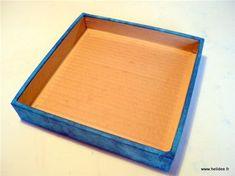 Tuto DIY Fiche pour fabriquer boite en carton - décoration papier intérieur couvercle Creation Deco, Diy Box, Diy Paper, How To Make, Miraculous, Design, Home Decor, Carton Box, Diy Creative Ideas