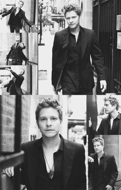 Matt Czuchry, my celebrity crush-of-the-moment.