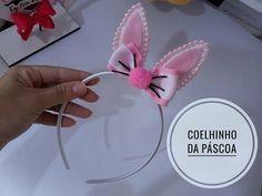 TIARA COELHINHO DA PÁSCOA - YouTube