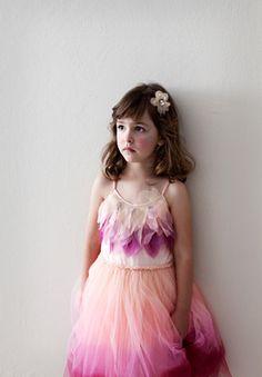 What little girl doesn't need tulle in her wardrobe? #Kids #Fashion #WeLove  http://www.devlishangelz.ca/